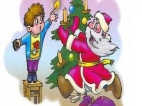 Как правильно установить новогоднюю ёлку?